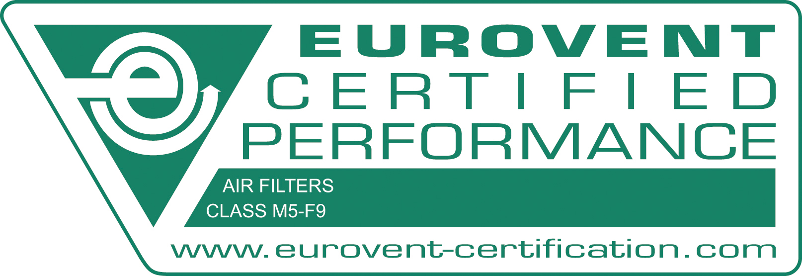 Eurovent Certificate