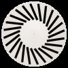 Grila ACP SWRC lamele fixe dispuse radial